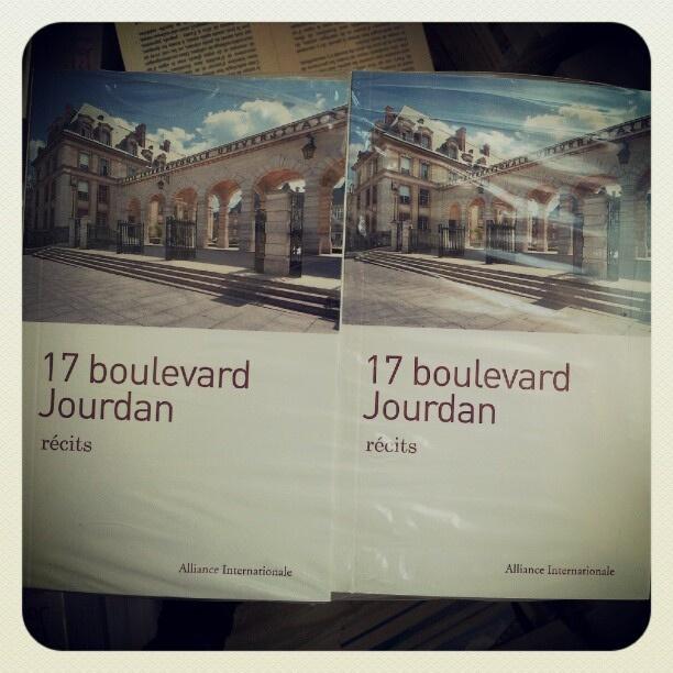 17 boulevard jourdan - récits