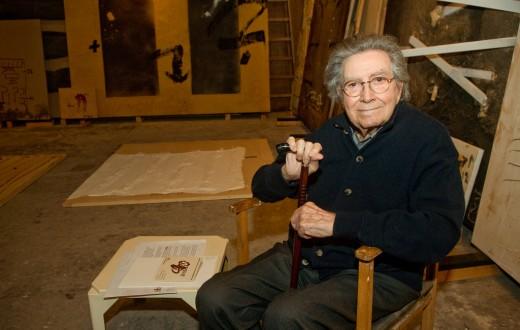 Antoni Tàpies i la fundació IDIBELL