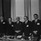 World Economic Forum Annual Meeting 1989 -  Raymond Barre