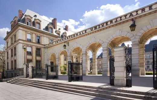 Entrée Cité - Couverture 17 boulevard Jourdan