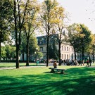 Parc de la Cité