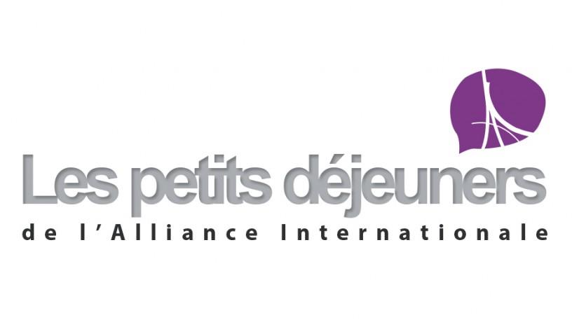 Logo petits déjeuner alliance - version 2014
