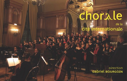 chorale de la Cité internationale universitaire de paris
