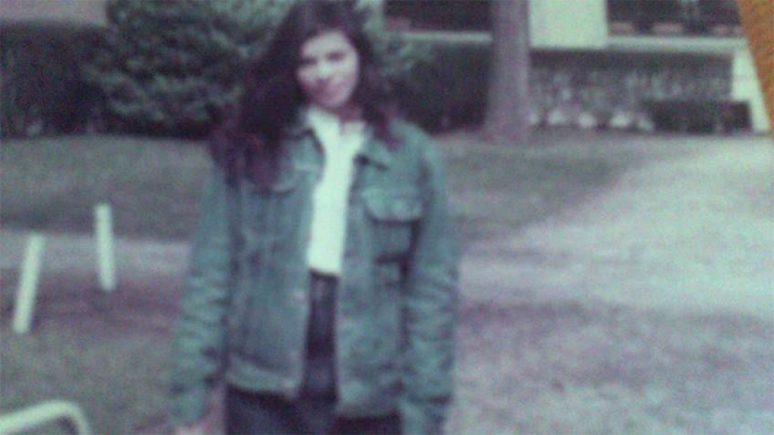 Sylvia quand elle était résidente à la Cité