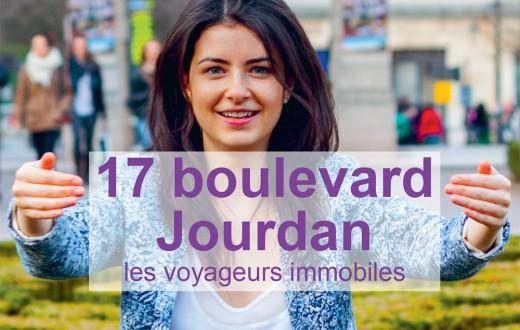 couverture 17 boulevard jourdan tome 2