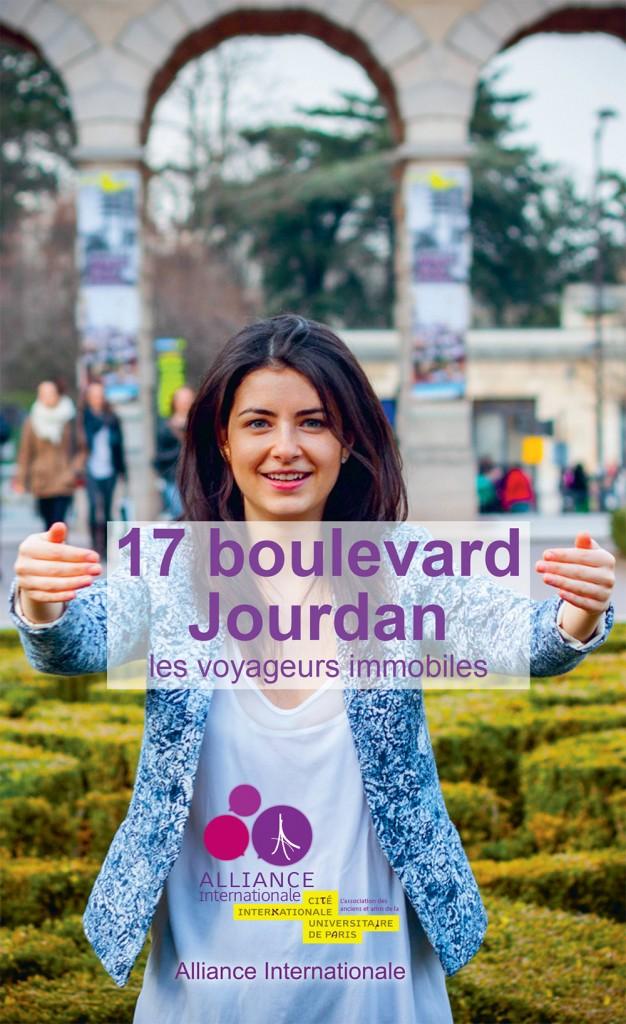 couverture 17 boulevard jourdan tome 2 - full