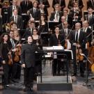 CONCERT - GENOCIDE ARMENIEN 100 ANS DE MEMOIRE - Direction musicale : Alain ALTINOGLU -Avec : Hasmik PAPIAN (soprano) - Nora GUBISH (mezzo-soprano) - Liparit AVETISIAN (tenor) - Tigran MARTIROSSIAN (basse) - Le 21 04 2015 - Au Theatre du Chatelet - Photo : Vincent PONTET