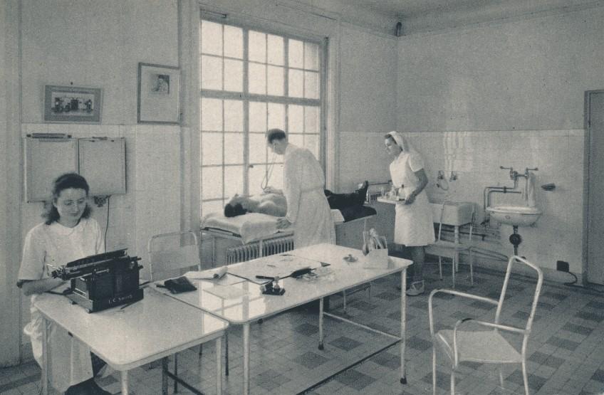 Service médicale de la Fondation Honnorat