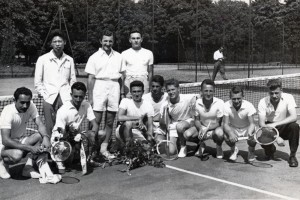 Equipe de tennis de l'ASCUP
