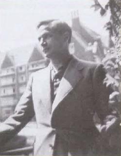 André Chouraqui, jeune étudiant